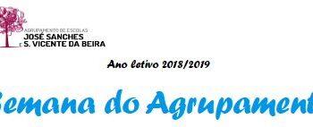 Semana do Agrupamento 2019 2